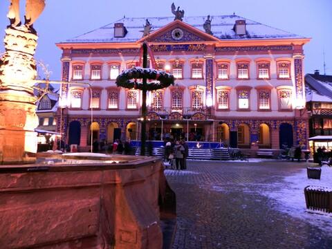 kerstmarkt Gengenbach